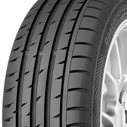 CONTINENTAL SportContact 3 245/45R19 98W RUNFLAT *